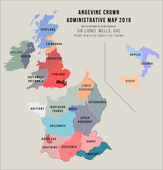 Angevine Crown: Admin Map