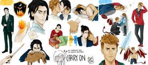 Carry On - Snowbaz
