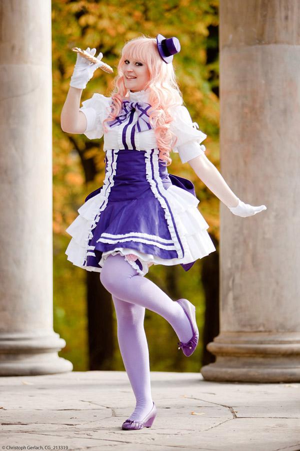 Macross Frotier - Sheryl Nome (Twin Star Lolita) by Rubyrelle