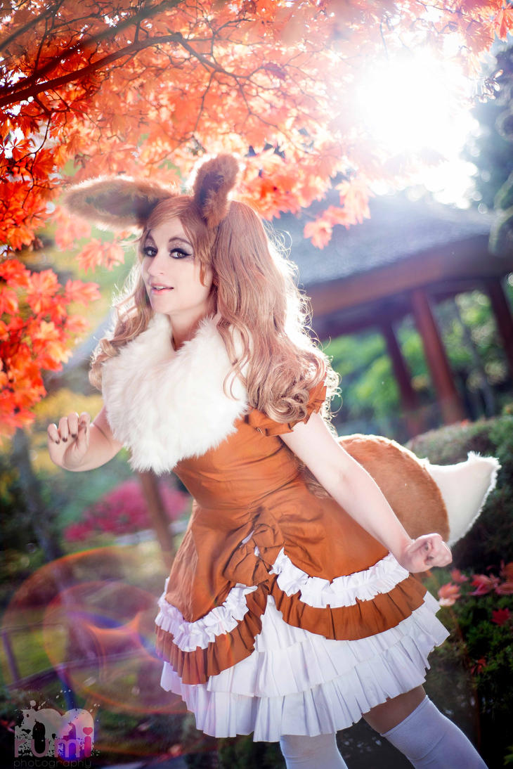 Pokemon - Eevee by Rubyrelle