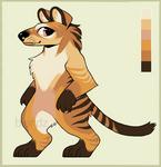 thylacine adoptable (closed)