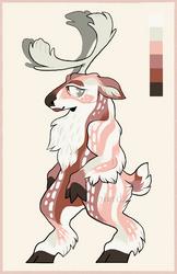 reindeer adoptable (open)