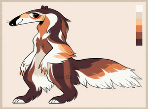 anteater adoptable (closed)