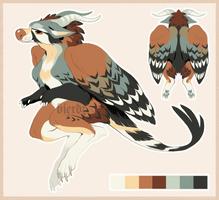 custom dragon design