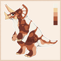 triceratops adoptable (closed)