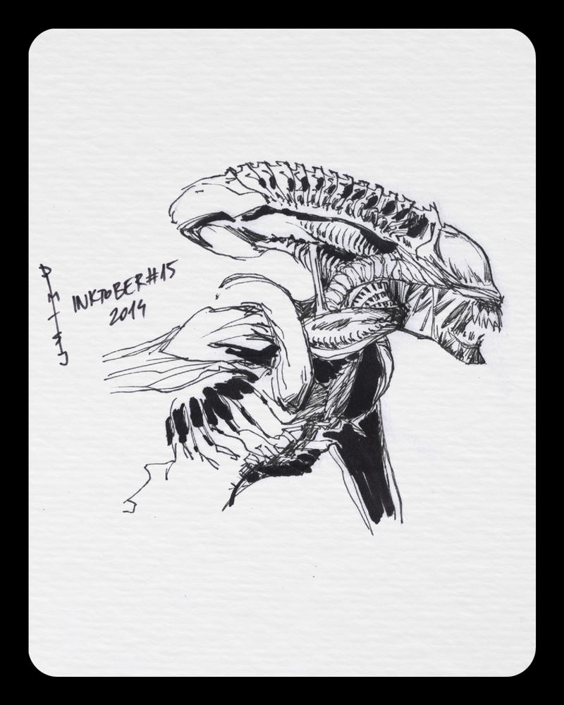 2014 inktober 15 by TheDarkness86