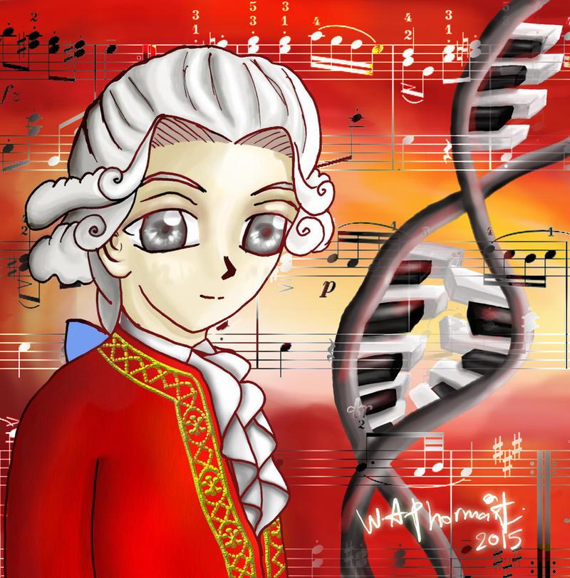 comparison of child prodigy w a mozart Umi garrett plays mozart piano concerto no22 in e  and handpan comparison by david kuckhermann  heal the world - child prodigy cover | maati baani by.