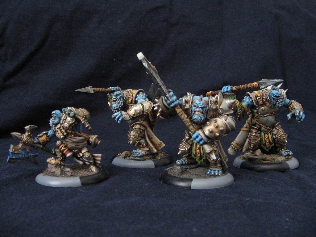 Trollbloods battlebox