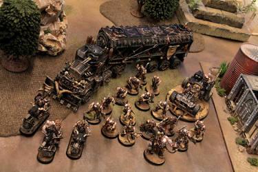 Mad Max Patrol Army