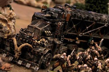 Mad Max War Rig Battle Wagon
