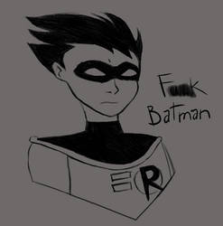 F**k Batman by Allaze-eroler