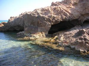 Sea Waterscape Stock