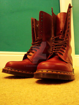 Object Stock - Dr Martens
