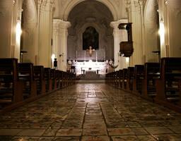 Interior Stock - Church