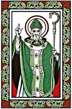 Saint Patrick - Naomh Padraig