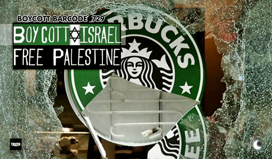 Boycott Starbucks by Quadraro