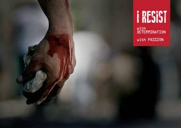 I Resist 01 by Quadraro
