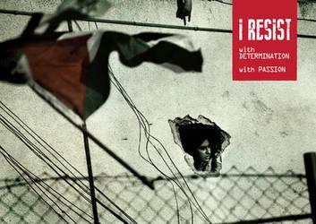 I Resist 04 by Quadraro