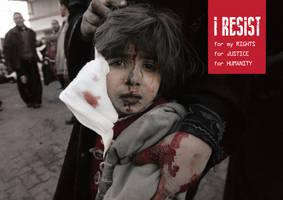 I Resist 05 by Quadraro