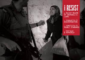 I Resist 11 by Quadraro
