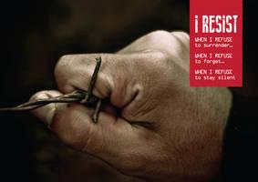 I Resist 10 by Quadraro