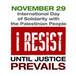 I Resist - 29 November