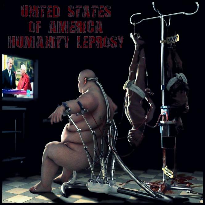 Leprosy 666 by Quadraro