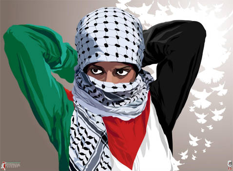 Revolutionary Woman - INTIFADA STREET