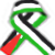 Palestine Ribbon by Quadraro