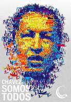 Chavez Somos Todos by Quadraro