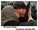 Love your Enemy by Quadraro