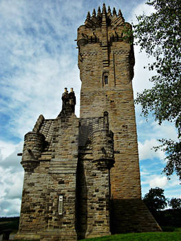 Statues and Monuments Stock - Wallace Monument