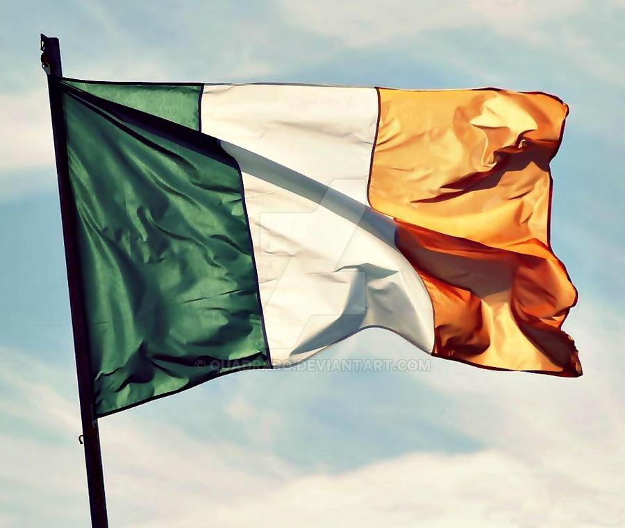 Object Stock -  Irish Flag by Quadraro