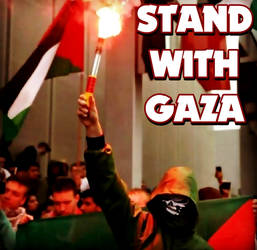 Stand whit Gaza