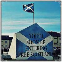 Free Scotland by Quadraro