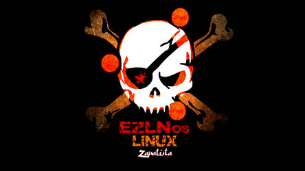 EZLN os Linux Zapatista  - Wallpaper by Quadraro