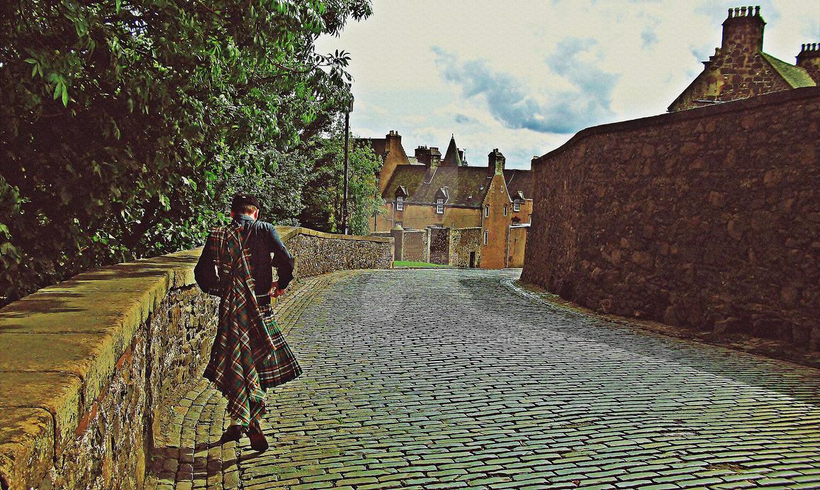 Walking by Quadraro