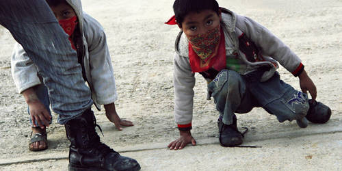 Children for Ayotzinapa