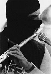 Musico Zapatista by Quadraro