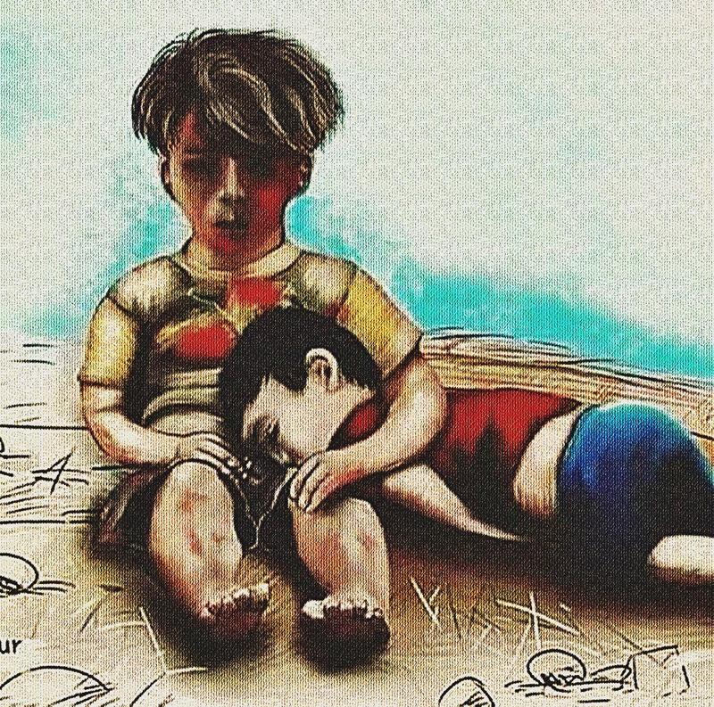 #PRAY FOR SYRIA