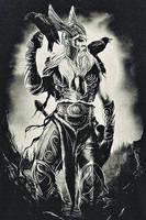 The Viking Warriors by Quadraro