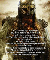 Prayer of the Normans by Quadraro