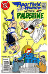 Apartheid Woman Versus Mother #Palestine by Quadraro