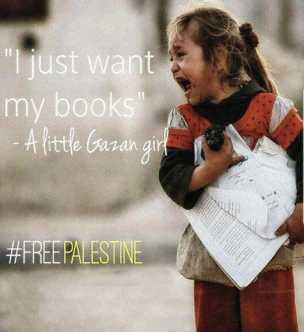 Let children live in Peace!