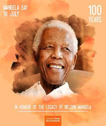 Mandela Day by Quadraro