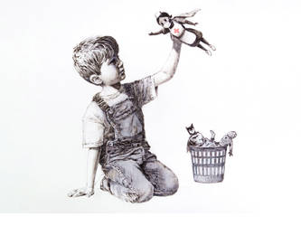 Game Changer by Bansky by Quadraro