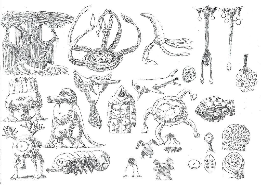 LeafyMechyPen's ART Shack! Digital Doodling Drawing