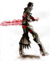 Dark Ace Pose