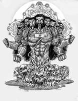 raavana the demon king
