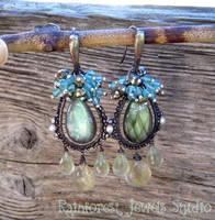 Luciernagas - fireflies by Rainforest-Jewels